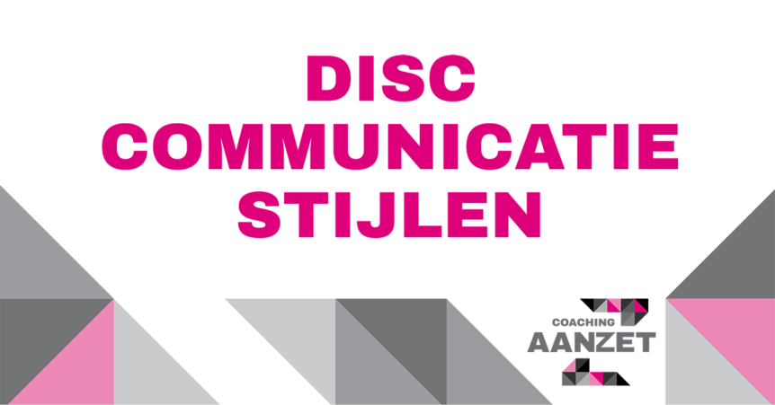Disc communicatie stijlen